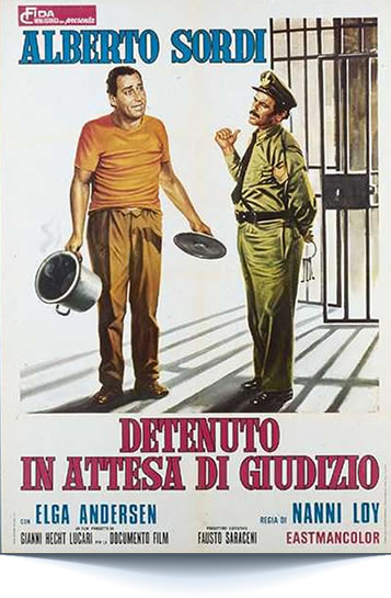 Detenuto in attesa di giudizio di Nanny Loy (1972)