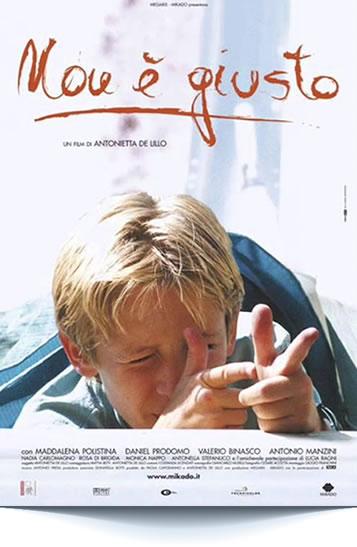 Non e' giusto di Antonietta De Lillo (2000)